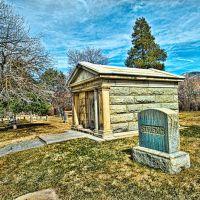 Garden Crypt, Вашингтон-Террас