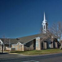 LDS Chapel & Meeting House, Вашингтон-Террас