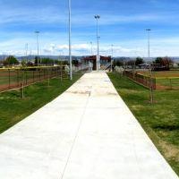 Vernal Ball Park, Вернал