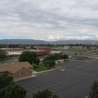 North West Ashley Valley and Vernal Jr High, Вернал