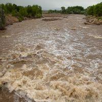 Ashley Creek Spring runoff, Вернал