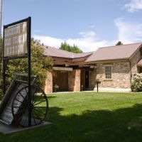 Daughters of Utah Pioneers Museum, Вернал