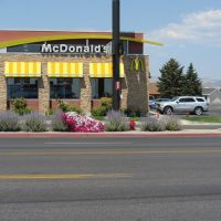 McDonalds in Vernal Utah, Вернал