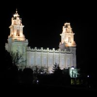 Manti Temple, Church of Jesus Christ of Latter-Day Saints, Вест-Пойнт