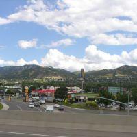 Salt Lake City Utah, Вудс-Кросс
