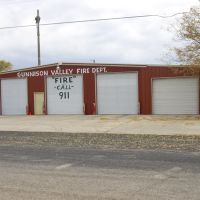 Gunnison Fire Department, Ганнисон