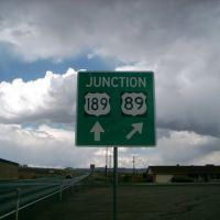 My Way of US-189, Ганнисон