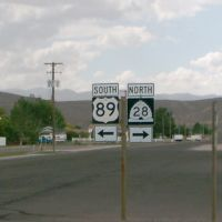 US-89/UT-28 Junction, Ганнисон