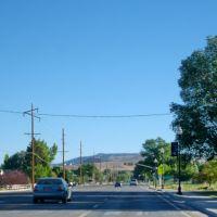 2011 07-14 Utah - Gunnison - Main St, Ганнисон