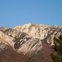 Lone Peak, Гранит-Парк