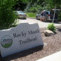 Rocky Mouth Trailhead | DyeClan.com, Гранит-Парк