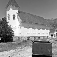 Historic Romanesque Church in Granite Utah, Гранит-Парк