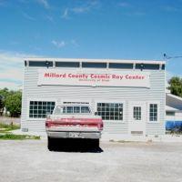 Millard County Cosmic Ray Center, Делта