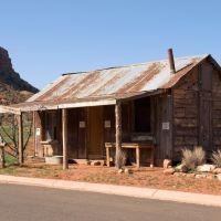 Gunsmoke Movie Set Cabin, Канаб