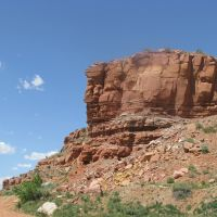 Hwy 89 out of Kanab May 2008, Канаб