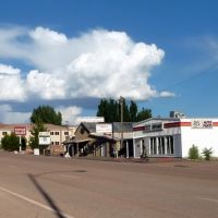 Stop in Kanab, Канаб