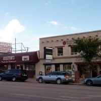 Western Main Street of Kanab (Utah), Канаб