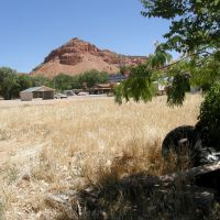 the little town of Kanab, Канаб