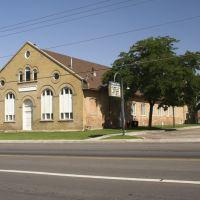 Pleasant Grove Community Center, Линдон