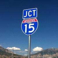 I-15 Utah Shield, Линдон