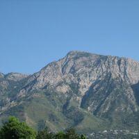 Mt. Olympus from I-215, Маунт-Олимпус