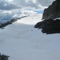 Bear Pass, Маунт-Олимпус