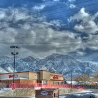 Wendys Salt Lake City (HDR), Маунт-Олимпус