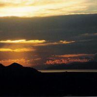 Sunset in Salt Lake., Маунт-Олимпус