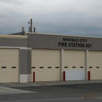 Midvale Fire Station #21, Мидвейл