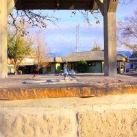 Gardner Village fountain, Мидвейл