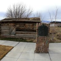Last Pioneer Cabin in Salt Lake Valley, Мидвейл
