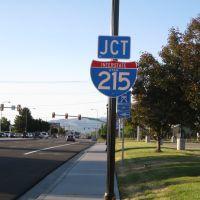 I-215 State-Named Shield, Мидвейл