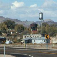 Entering Milford, Utah, Милфорд