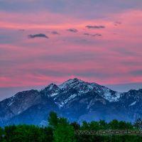 twin peaks sunset, Муррей