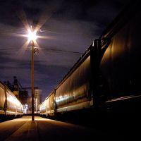 Rails at Rest, Муррей