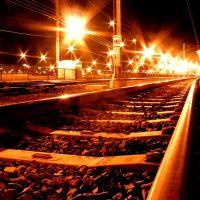 Rails and Lights, Муррей