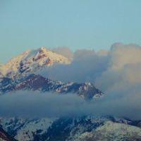 twin peaks clouds, Муррей