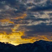wasatch sunrise, Муррей