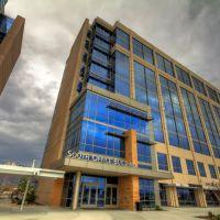 south office building - intermountain medical center, Муррей