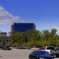 IHC Hospital from the Park, Муррей