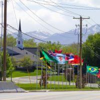 Church and Countries, Муррей