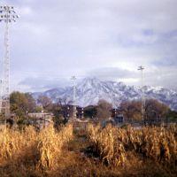 Murray Field and Mount Olympus, 1981, Муррей