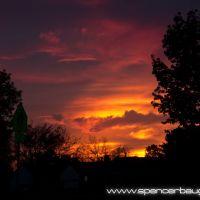 sunset, Муррей