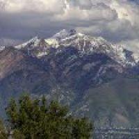 wasatch mountains panorama, Муррей