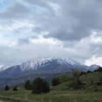Mount Nebo, Нефи