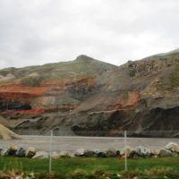minning the mountain, Норт-Солт-Лейк