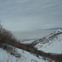 Inversion from wild rose trail, Норт-Солт-Лейк