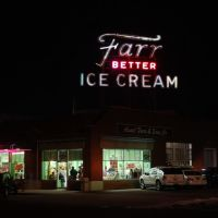 Farr Better Ice Cream.  It really is!, Огден