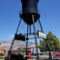 Utah State Railroad Museum, Огден