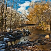 Ogden River Autumn Snow, Огден